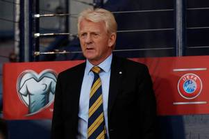 gordon strachan has to take scotland to major tournament to be a success - colin hendry