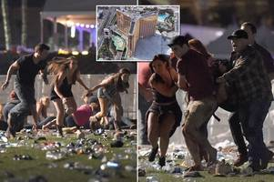 lockdown on las vegas strip with 'multiple victims' as 'active shooter' reported inside mandalay bay casino