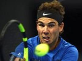rafael nadal continues good run with lucas pouille win