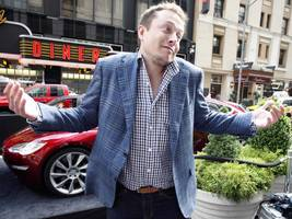 traders betting against tesla are finally making millions