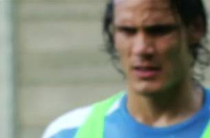 cavani and uruguay are on the brink of qualifying for world cup 2018