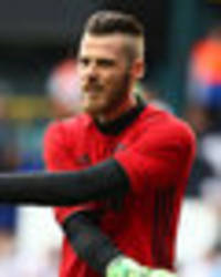 Real Madrid president Florentino Perez hopeful of landing Man Utd star David De Gea