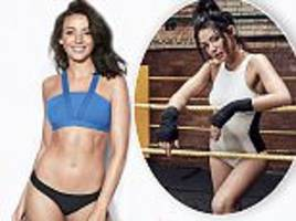 michelle keegan 'facetimes' mark wright to keep her sane