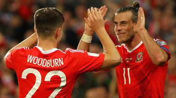 ben woodburn can 'thrive' if asked to fill in for injured gareth bale, says dave edwards