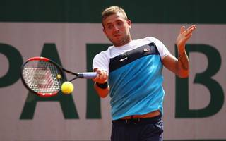 dan evans vows to rebuild career after one-year ban