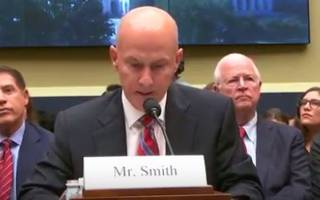 human error and tech to blame for equifax hack, ex-ceo tells congress