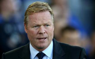 trevor steven: koeman has a month to sort out everton mess