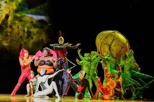 it's crazy - i'm living the dream!': meet cirque du soleil's 'black spider', straight out of redhill