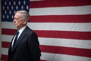 trump's defense secretary disagrees with potus; says iran nuclear deal should stand
