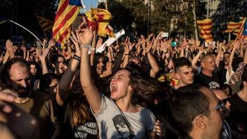 catalonia referendum: independence will be declared 'by end of week'