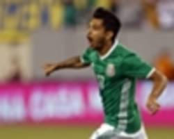 who is mexico's key player? look no further than jesus 'tecatito' corona