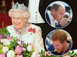 the royals' dining habits revealed