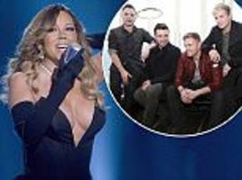 westlife's mark feehily insists mariah carey is not a diva