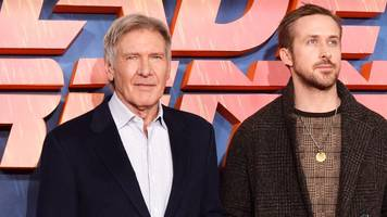 blade runner 2049: ford and gosling on the film's legacy