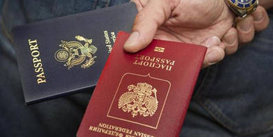 freedom insurance has never been more crucial - how to get a second passport