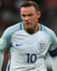 exclusive: wayne rooney receives letter from fa chairman thanking him for england service