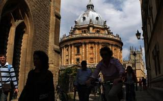 three of the world's top five unis for business and economics are in the uk