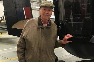 'he deserves a good send off' – appeal for people to attend funeral in lincoln of war hero, 92, who flew 30 bombing missions in second world war