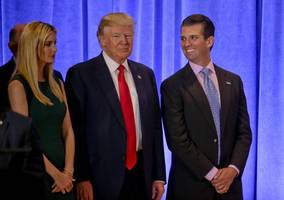 Ivanka, Trump Jr. Narrowly Avoided Being Charged With Felony Fraud
