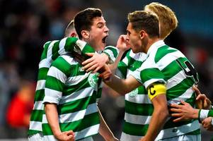 celtic striker jack aitchison reveals kolo toure is helping him model game on ex-arsenal superstar thierry henry