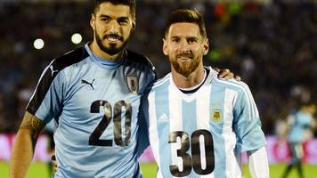 world cup 2030: argentina, uruguay & paraguay announce plan for joint bid