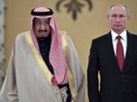 Russia and Saudi Arabia unite to develop space exploration