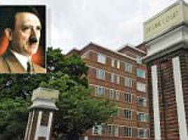 hitler ordered art deco flats to be spared from blitz