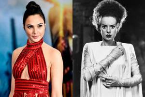 gal gadot as 'bride of frankenstein'? director bill condon proposes her if angelina jolie exits (exclusive)