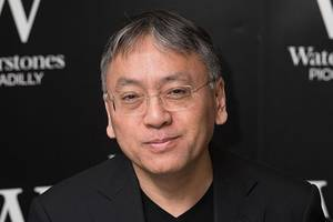 'the remains of the day' author kazuo ishiguro wins nobel prize for literature