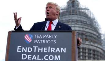 trump expected to declare iran in breach of nuclear deal