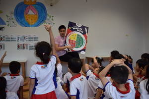 activesg and frieslandcampina asia pilot first preschool nutrition and physical education programme to foster healthy living habits in singapore's young