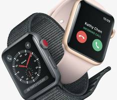 apple's first cellular watch is a fantastic fitness companion