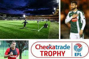 an england international, new record low crowds and could sunderland play sunderland? the continued farce of the checkatrade trophy