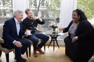 this harrison ford and ryan gosling interview with alison hammond is perfect
