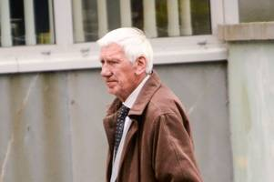 pensioner in remission from cancer weeps as he is cleared of historic sex abuse charges