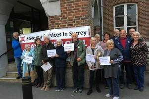 'people are concerned and distressed': council fixes crunch meeting with heathrow airport to discuss vital bus services as residents protest changes to routes