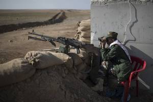 Iraqi Military Recaptures Islamic State's Last Stronghold In Northern Iraq
