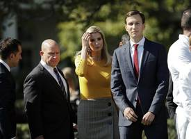 jared kushner and ivanka trump 'must leave white house' after private email scandal exposes hypocrisy