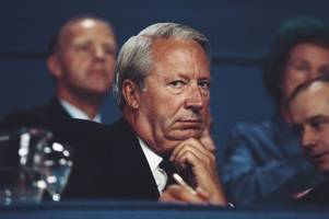 ex-prime minister ted heath would have been quizzed by police over child sex abuse claims