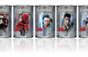 Campbell's® Soup Brings the Force to New York Comic-Con – And the Soup Aisle – With an Exhibit Inspired by Lucasfilm's Star Wars: The Last Jedi