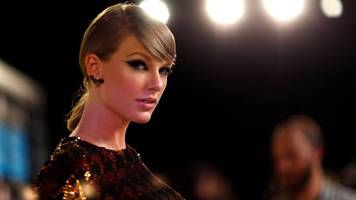 taylor swift leads mtv ema nominations ahead of shawn mendes and ed sheeran