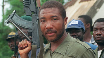 is ex-warlord charles taylor pulling liberia's election strings from prison?
