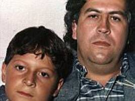 pablo escobar's son in warning to narcos filmmakers