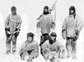 scott of the antarctic's south pole expedition 'sabotaged'