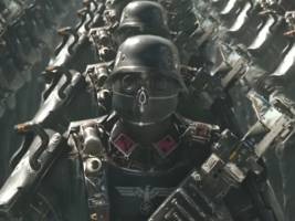 'not my america': video game maker releases powerful ad for wolfenstein ii: the new colossus