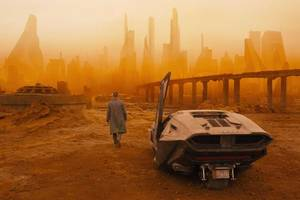 does 'blade runner 2049' have a post-credits scene?