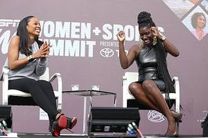 female empowerment, anthem protests, tom petty tributes among hot topics at espnw summit