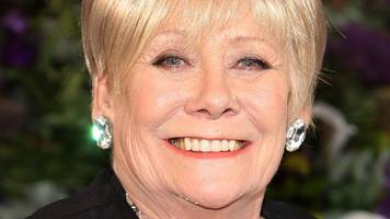 liz dawn: corrie stars bid farewell at salford cathedral funeral