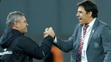 Wales v Republic of Ireland: Hosts will relish World Cup qualifier pressure - Chris Coleman