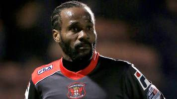 pascal chimbonda: non-league washington sign ex-tottenham and sunderland defender